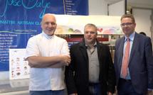 """Saint-Florent : """"L'Isle aux desserts"""" de José Salge veut, encore, améliorer son image de marque"""
