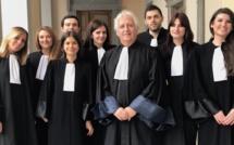 Bastia : 11 nouveaux avocats ont prêté serment
