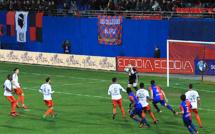 Ligue 2 : Le GFCA plie sur la fin face à Bourg-en-Bresse (1-2)