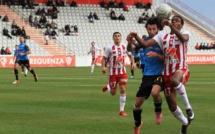 Ligue 2 : L'ACA sur la fin face à Tours (2-1)