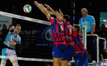 Volley : Le GFCA sombre face à Nantes 3 sets à 1