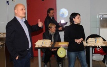 Cinq Labels de qualité eTwinning pour 120 élèves du Collège de Calvi