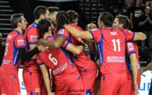 Volley-Coupe d'Europe : Le GFCA finit le boulot face à Amrisvil (3-0)