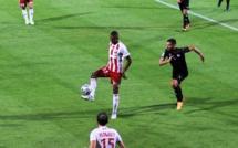 L'ACA tient le choc à Nîmes (1-1) et remonte sur le podium