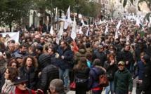 Manifestation d'Ajaccio : Une démonstration de force réussie pour les leaders nationalistes