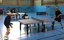 Tennis de table : Le top des clubs à Bastia