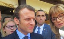 Emmanuel Macron en Corse : Les enjeux d'une visite et d'une parole attendues