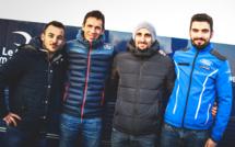 Patrick Chiappe, meilleur copilote de Rallye Jeunes FFSA 2018 avec Kevin Parent
