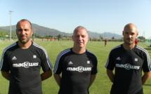Football N2 : Benoit Tavenot nouvel entraîneur du FC Bastia-Borgo.
