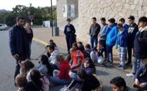 Porto-Vecchio : : La campagne 2018 de l'ADATEEP 2A  au collège