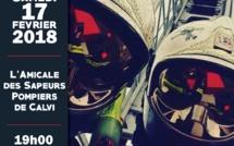 Serata nustrale au profit de l'Amicale des  sapeurs pompiers de Calvi