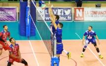 Volley : le GFCA s'incline à Montpellier (3-2)