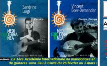 Corte : Deux concerts pour la première académie internationale de mandolines et de guitares