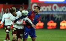 Le GFCA encore accroché : Lens prend un point à Ajaccio (1-1)