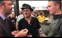 Edouard Philippe à la rencontre de la Corse au salon de l'Agriculture