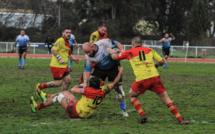Rugby : Le RC Ajaccio s'impose sur le fil face à Tarascon