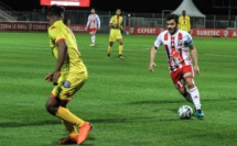 Ligue 2 : L'ACA domine Quévilly (2-0) et remonte sur le podium