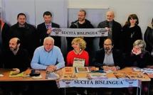 Corte : La Ffrac signe un nouveau bail avec a charte de la langue corse