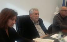 Le projet de territoire  du PETR Pays de Balagne en débat lors de la conférence des Maires  à Corbara