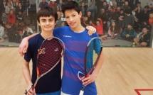 Antonin Romieu vice-champion de France de Squash
