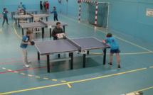 Tennis de table: Quatrième et dernier tour du critérium à Bastia