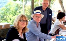 Salon du livre d'Oletta : Patrick Poivre D'Arvor président du jury du prix Hervé Ghesquière