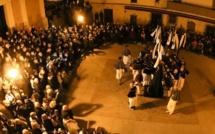 Calvi : Le chemin de croix du pénitent et A Granitula dans la foi et la passion