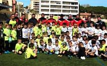 Des U 6 aux U 9, le football était en fête à Calvi