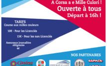 Corte: Première édition des rencontres Sports pour Tous avec « A Corsa a e mille culori»