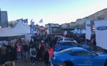 Après le tour de chauffe et la cérémonie d'ouverture, le Tour de Corse est prêt à démarrer