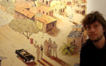 Donatien Mary s'expose au centre culturel Una Volta