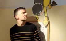 Pascal Jousselin, super-héros de BD à Bastia