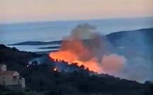 Sollacaro : Trois hectares détruits par les flammes