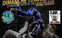 Open de Jiu-Jitsu à Calvi le dimanche 15 avril