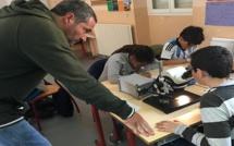"""""""Un chercheur à l'Ecole"""": Canopé de Corse et de l'Université valorise les carrière scientifiques"""