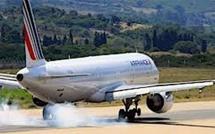 L'aéroport Calvi-Balagne victime d'Air France