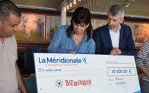 Ajaccio : Le partenariat entre La Méridionale et l'association Inseme est lancé !