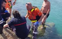 Scooter des mers contre la digue du port : Le jeune pilote gravement blessé à Porto-Pollo