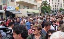 Plus de 500 personnes à Calvi pour le rassemblement de soutien à Franck Maraninchi