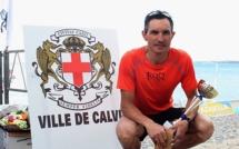 Nicolas Durin et Anne-Sophie Marechal vainqueurs à Calvi du CorsicaXtri 2018