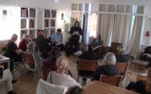 Littérature : Angèle et la … minautore au centre culturel Una Volta