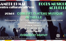 Bastia : Focus sur la musique actuelle à L'Alb'Oru