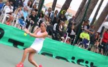 Flore Mendez évite la pluie et conserve son titre de championne de Corse de tennis