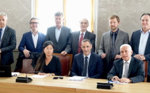 Caisse de développement de la Corse  : 1 000 projets et un investissement de 500 M@ en 7 ans