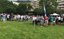 230 sculari per una Girandella di a lingua in Bastia