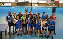 Tennis de table : L'ASP Bonifacio remporte la Coupe de Corse