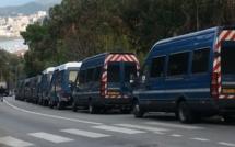Ajaccio : Opération de police aux Jardins de l'Empereur