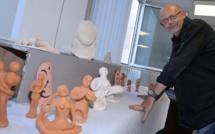 Ajaccio : « Entre ciel et terre » l'exposition de Marie-Claire Benetti et Gérard Bougeant au Borgu