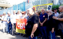 Augmentation de la CSG, gel des pensions. Les retraités dans la rue à Ajaccio et Bastia