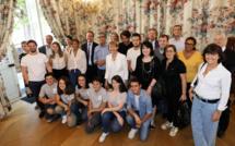 Entreprendre pour Apprendre : Les classes de Santa Maria di Sichè et du Lycée Fesch récompensées